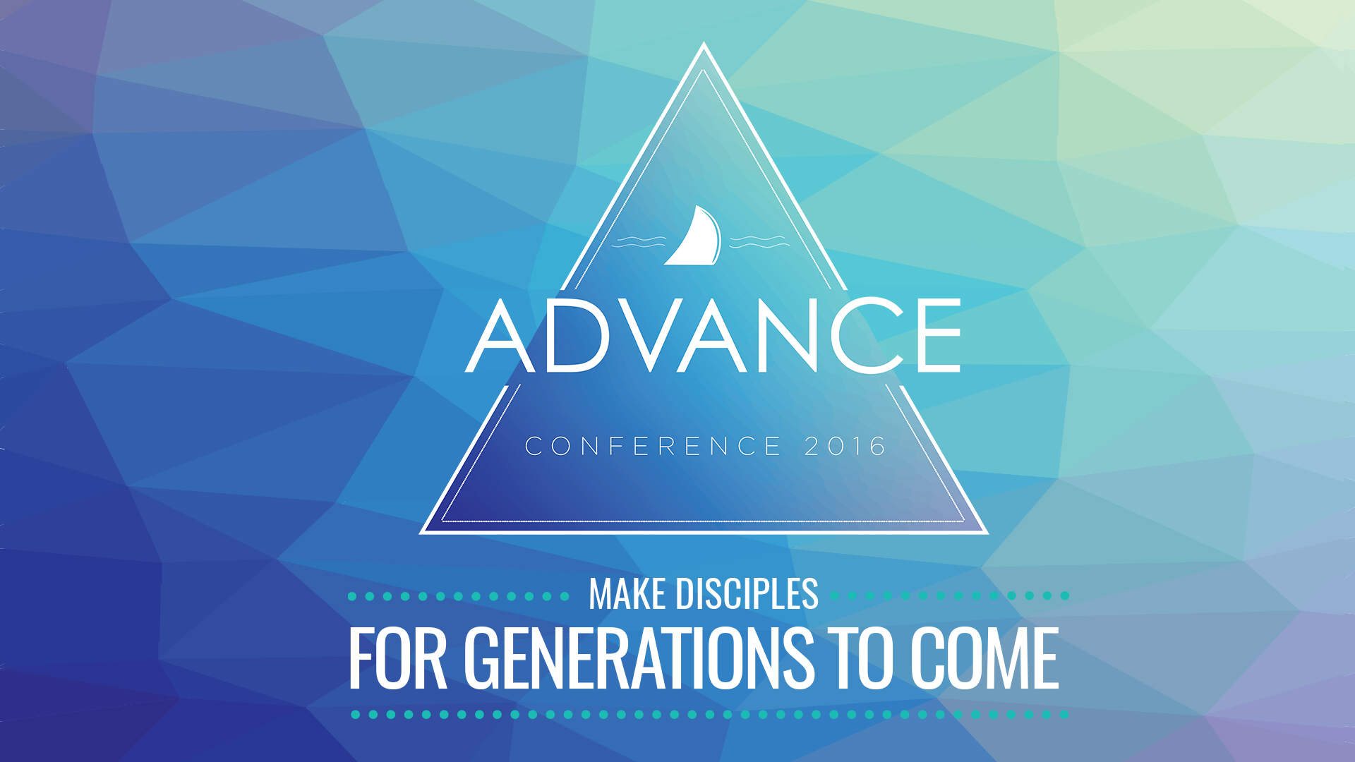 Advance Conference 2016